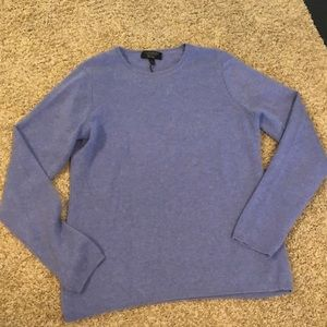 Cashmere Crewneck sweater by Charter club, size s